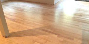 Hardwood Floor Recoating