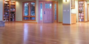 Hardwood Floor Refinishing in Davis