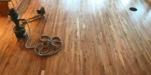 Hardwood Floor Recoating in Davis
