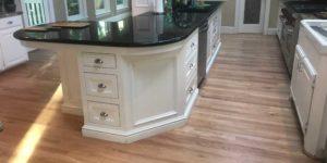 Refinish Kitchen Hardwood Floors